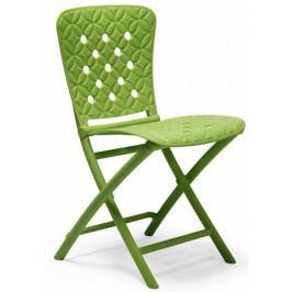 Stima Židle Zag Spring Polypropylen antracite - černá