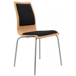 Alba Konferenční židle Lilly čalouněná Čalouněný pouze sedák