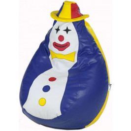 Antares Sedací pytel El Sakc - Clown Modrý