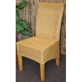 Axin Trading Jídelní židle Larissa medová