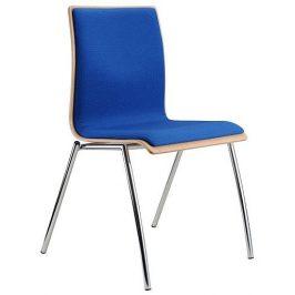 Alba Konferenční židle Ibis - čalouněná