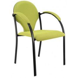 Alba Konferenční židle Neon - čalouněné područky Konferenční židle