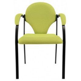 Alba Konferenční židle Neon - čalouněné područky