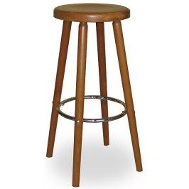 Bernkop Barová dřevěná židle 371 694 Robert