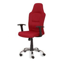 Tempo Kondela Kancelářská židle VAN - červená