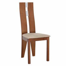 Tempo Kondela Jídelní židle BONA - třešeň Židle do kuchyně
