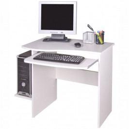 Tempo Kondela PC stolek MELICHAR - bílý