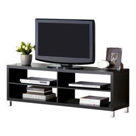 Tempo Kondela Televizní stolek TOFI NEW - černý