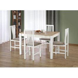 Halmar Jídelní stůl Ksawery Bílý