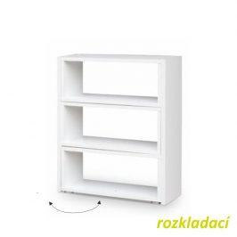 Tempo Kondela Regál KLOE III - bílý