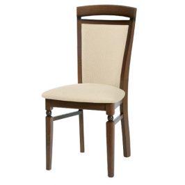 BRW Jídelní židle Bawaria TXK-DKRS II / látka TK1010 (612)