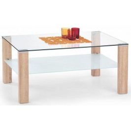 Halmar Konferenční stolek Simple H, dub sonoma