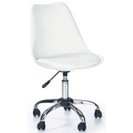 Halmar Dětská židle Coco - bílá