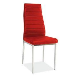 Falco Jídelní židle F-261 červená