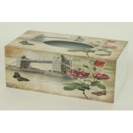 Autronic Krabička na kapesníky KP8727