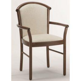 Alba Jídelní židle Draco s područkami