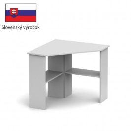 Tempo Kondela PC stůl RONY NEW - bílý