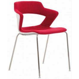 Antares Konferenční židle 2160 TC Aoki - čalouněný sedák + opěrák + korpus Sedák + opěrák + korpus