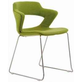 Antares Konferenční židle 2160/S TC Aoki - čalouněný sedák + opěrák + korpus