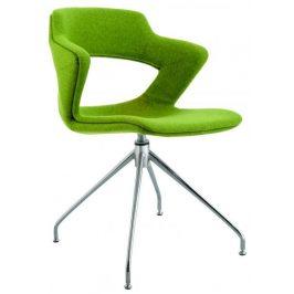 Antares Konferenční židle 2160 TC Aoki style - čalouněný sedák + opěrák + korpus