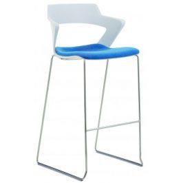 Antares Barová židle 2160/SB TC Aoki - čalouněný pouze sedák