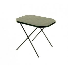 Rojaplast Stůl CAMPING 53x70 - zelený