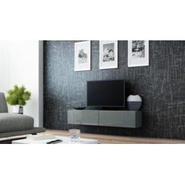 Cama Televizní stolek VIGO 140 - šedá Stolky pod TV