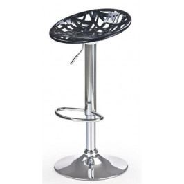 Halmar Barová židle H-56 Černá