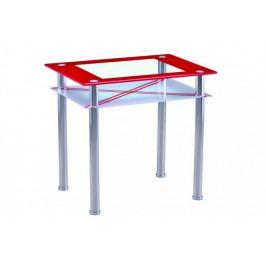 Falco Jídelní stůl B 66 - červený