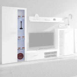 Tempo Kondela LED osvětlení k obývací stěně ROCHESTER