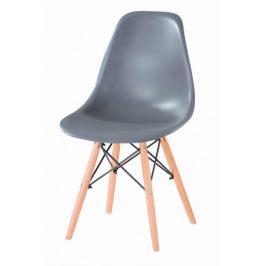 Falco Jídelní židle P-623 - šedá