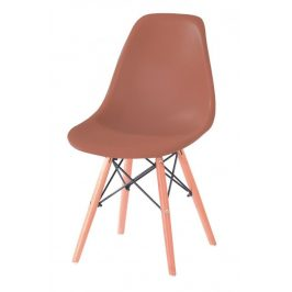 Falco Jídelní židle P-623 - hnědá