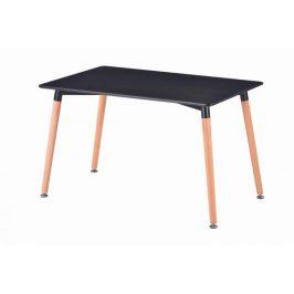 Falco Jídelní stůl Nolan DT04 - černý