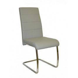 Falco Jídelní židle Y 100 - šedá Židle do kuchyně
