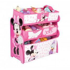 Forclaire Organizér na hračky Minnie Mouse