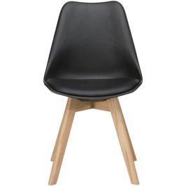 Falco Jídelní židle Nevada PP-26 černá Židle do kuchyně