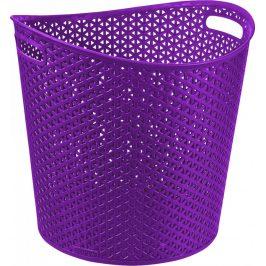 Curver Koš na prádlo MY STYLE 30L - fialový