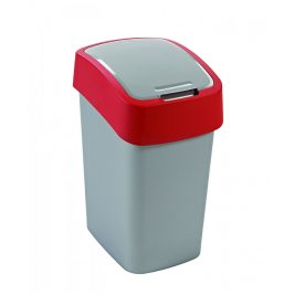 Curver Odpadkový koš FLIPBIN 25L - červený