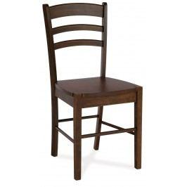 Sconto Jídelní židle NIKITA ořech