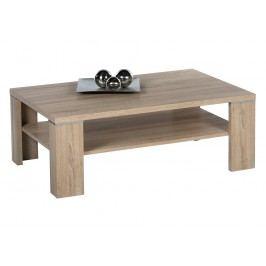 Sconto Konferenční stolek OSAKA dub sonoma