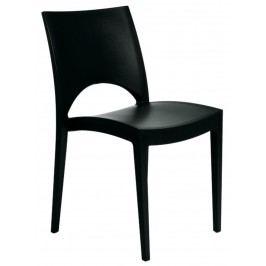 Sconto Jídelní židle PARIS antracitová