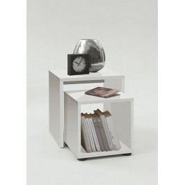 Přístavný stolek-set 2 ks DUO