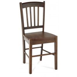 Sconto Jídelní židle ANNA ořech
