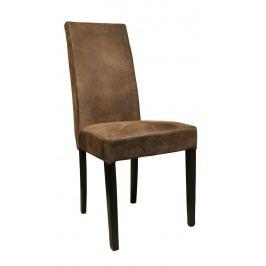 Sconto Jídelní židle CAPRICE buk kolonial/hnědá