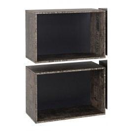 Regálové krabice SUNSET