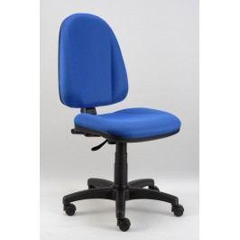 Sconto Kancelářská židle DONA modrá