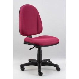 Sconto Kancelářská židle DONA fialová