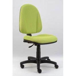 Sconto Kancelářská židle DONA zelená