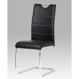 Sconto Jídelní židle AZALEA černá