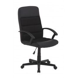 Sconto Kancelářská židle CROSS černá